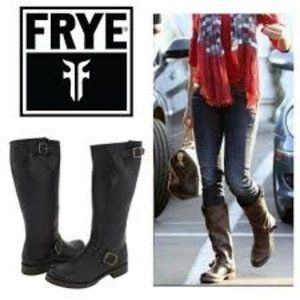 Frye Veronica Slouch Boots 'Black'